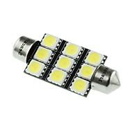 Festoon Araba Beyaz 6500-7000 Okuma Işığı Kapı lambası