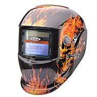 neje fiamma scheletro auto oscuramento uv / ir protezione solare saldatura occhiali di protezione del casco
