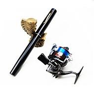 Meiyu ® Pen Rod 120 M Sea Fishing / Ice Fishing / Freshwater Fishing / Lure Fishing Carbon Rod & Reel Combos