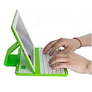 360 rotere avtagbar bluetooth trådløst tastatur sak for ipad 4/3/2