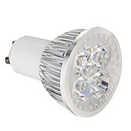 4W GU10 LED Spotlight 4 High Power LED 360 lm Natural White Dimmable AC 220-240 V