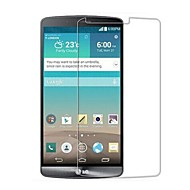 Professional High Transparency LCD Crystal Clear Screen Protector with Cleaning Cloth for LG G3