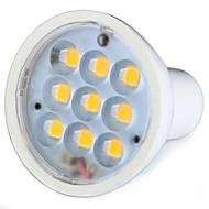 3 W- MR16 - GU5.3 - Spotlamper (Warm White 270 lm- AC 100-240