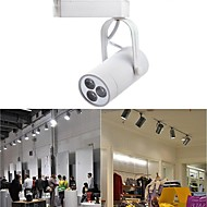 Luces de Rail 3 W 3 LED de Alta Potencia 250 LM Blanco Cálido / Blanco Natural / Blanco Fresco AC 85-265 V