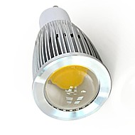 dimmable gu10 6w epistar torchis 700lm blanc froid / chaud led ampoule spot (AC 110 / 220v)