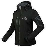 Cikrilan® Women Outdoor Softshell Jacket/Tracksuit/Tops Fleece Lining/Warm/Waterproof/High Breathability/Waterproof Winter/Autumn Camping & Hiking