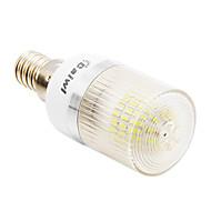 E14/GU10/G9 5 W 60 SMD 3014 350 LM Varm hvid/Kold hvid Kolbepære AC 85-265 V