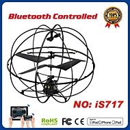 I-control RC 3.5CH Helicopter with Gyro for iPhone, iPad and Android i717