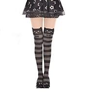 Strümpfe/Strumpfhosen Niedlich Lolita Prinzessin Lolita Accessoires Strümpfe Gestreift Für