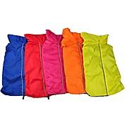 abrigo de invierno perro caliente para perros grandes (una variedad de colores, tamaños)
