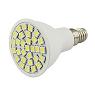 E14 5W 30 SMD 5050 380 LM Warm White / Cool White Decorative LED Spotlight DC 12 V
