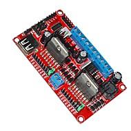 키이스-L298N V3 스테퍼 드라이버와 전원 공급 장치 모듈 / 와이파이 모터 드라이브 컨트롤러 모듈 보드