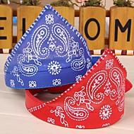 Γάτες / Σκυλιά Μπαντάνες & Καπέλα Κόκκινο / Μπλε / Μαύρο Ρούχα για σκύλους Άνοιξη/Χειμώνας Γάμος / Στολές Ηρώων