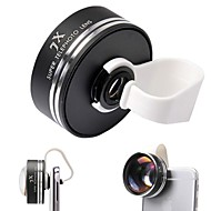 irrotettava clip-on 7x Superteleobjektiivien kameran linssi iPhone / iPad ja muut