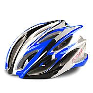 FJQXZ 23 Vents EPS+PC Blue Integrally-molded Cycling Helmet(58-63CM)
