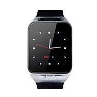 "kimlink 1,5 ""kapasitiv berøringsskjerm smart telefon watch blutooth 3.0 se telefonen, 1.3MP kamera / stillesittende påminnelse"