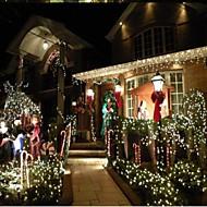 50,5 M 500led lampe solaire série cour décoration de jardin lampe RICAI noël