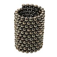216pcs 3mm DIY buckyballs og buckycubes magnetiske blokker baller leker svart