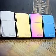 óleo de metal personalizado grava mais leve (mais cores)