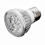 5W E26/E27 Spot LED 5 LED Haute Puissance 550 lm Blanc Chaud / Blanc Froid AC 85-265 V