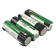Soshine 1.2V 2500mAh AA Rechargeable Ni-MH Battery(4PCS)