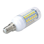 E14/G9 10W 1000LM 56-5730 SMD Warm/Cool White Light LED Corn Bulb (AC 220~240V)