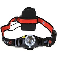 Lights Headlamps / Bike Lights LED 150/350/200 Lumens 2 / 3 Mode Cree XR-E Q5 AAA Adjustable Focus / Waterproof / Impact Resistant