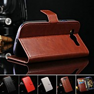 Crazy Horse PU Leather Full Body Case with Card Slot and Stand for Samsung Galaxy S3 I9300  (Assorted Colors)