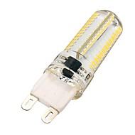 5W G9 LED-lampa T 104 SMD 3014 600 lm Varmvit / Kallvit AC 220-240 V