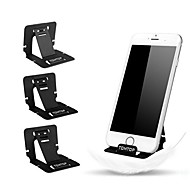 TOMTOP Universal PVC Cell Phone Card Folding Stand Holder Bracket Mount for iPhone 6 and Others
