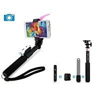 ashutb bluetooth monopiede bastone Selfie estensibile per Android, iOS e telefoni fotocamera GoPro