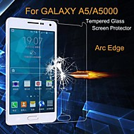 angibabe ultra dunne 0.3mm premium explosieveilige gehard glas screen protector voor de Samsung Galaxy a5