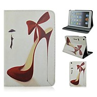 Fashion Heels Series PU Full Body Case with Stand for iPad 2/3/4