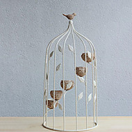 Wall-mounted Five Bird's Nest Candle Holder