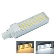 G24 10 W 50 SMD 5050 900 LM Warm White / Cool White T Decorative Corn Bulbs AC 85-265 V