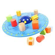 benho bjørk balanse ufo tre leketøy