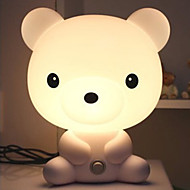 20W Stupid Bear Cute Cartoon Small Table Lamp 220V