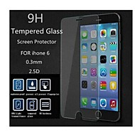 0.33mm Tempered Glass Screen Protector with Microfiber Cloth for iPhone 6 Plus