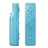 Built-in Motion Plus Wireless 2in1 Remote Controller for Nintendo Wii Console Game