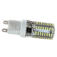 G9 2 W 54 SMD 3014 160-180 LM Cool White Corn Bulbs AC 220-240 V