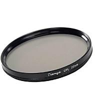 tianya® 77mm cpl cirkulär polarisator filter för canon 24-105 24-70 i 17-40 Nikon 18-300 lins