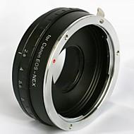 Adjustable Aperture Canon EOS EF Lens to Sony NEX-3 NEX-5 NEX-7 E Mount Adapter