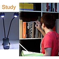 0.35W Creative Lamp LED Light Clip Lamp Night Light for Studen Protect eyes