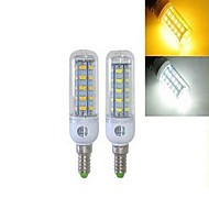 1pcs DING YAO SMD 5730 864LM 2800-3200/6000-6500K Warm White/Cool White Corn Bulbs AC 220V