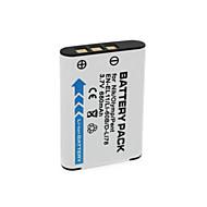 680mah 3.7v np-BY1 EN-EL11 / li-60b / dli-78 kamera batteri för Sony HDR-az1v az1vr Olympus FE-370