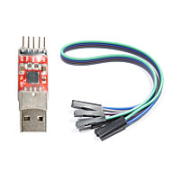 CP2102 USB to TTL Converter Module for (For Arduino) (Works with Official (For Arduino) Boards)