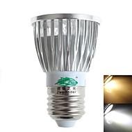 Zweihnder E27 5W 400LM 5500-6000/3000-3500K 5xLEDs White Light Warm White Spotlight  (AC 110-240V)