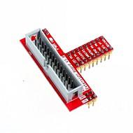 26-pin t GPIO laajennuskortti lisävaruste vadelma pi b +