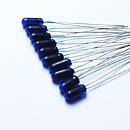 blått lys mini tungsten filament lys for Arduino test (10 stk)