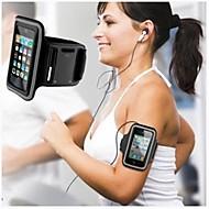 iPhone 4/4S/iPhone 4 - Urheilukuori/Vedenkestävä/Suojakuori - Urheilu ja ulkoilu ( Punainen/Musta/Valkoinen/Vihreä/Sininen/Pinkki/Violetti ,